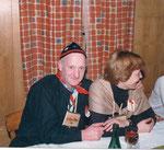 Ober und Näll 1981: Sepp Halter, Antoinette Büchler