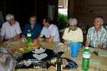 Robi, Alice, Toni, Maya und Bruno