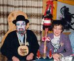 König 1989. Büchler Fritz mit Gemahlin Antoinette