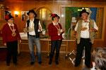 im Januar und Februar 2013 gehen die Geissälpler ans Oktoberfest
