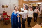 Geisschüng 2014 kleidet Geisschüng 2015 ein