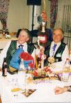 Geisskönig Thade Burch und Geissober Beat Bürgi1998