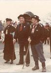 Näll 1982: Lisbeth von Moos am Umzug