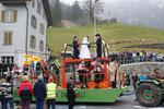 Fasnachtsumzug 2011 Giswil