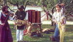 Schallaburg 2000 mit Miro, dem Puppenspieler