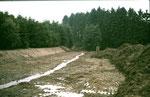 C'est en 1978 que commence le creusement de l'étang