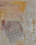 MEMORIES                                                                       40 x 50 cm