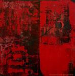 NIGHT OF LOVE     40 x 40 cm
