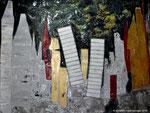 NIGHT LIGHTS OF THE CITY                                                   160 x 120 cm