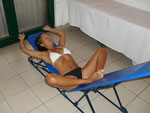 Seduta individuale: allungamento catene anteriori crociate