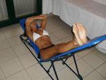 Seduta individuale: allungamento muscolatura infra-scapolare