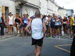 La course pédestre les 10Kms