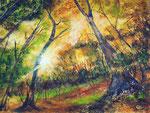 Lichtblick Acryl 60x80 cm, 195 Euro