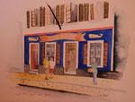 Cafe Peter Sport, 31x41 cm 65 Euro unger.