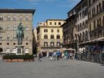 die Piazza della Signorina , ein sehr lohnendes Motiv
