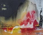 überirdisch, Acryl auf Keilrahmen, 50x60 cm, 95 Euro