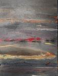 Verwerfung I, Acryl 60x80 cm, vergeben