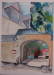 Hohe Schule Herborn, 31x41 cm 80 Euro unger.