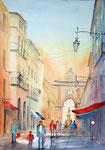 Lissabon, Altstadt,36x51 cm, 165 Euro