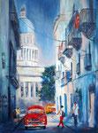Havanna, Acryl 60x80 cm 260 Euro
