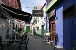malerische Gasse in Puerto Cruz