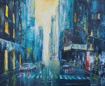 America view, Acryl auf Keilr. 50x60 cm, 180 Euro