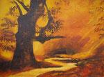 zeitlos, Acryl 60x80 cm, auf Keilrahmen, 220Euro