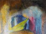 Caverna magica Acryl auf Keilr. 60x80 cm 260 Euro