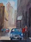 Havanna street, 30x40 cm, 110 Euro