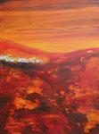 Süden, Acryl auf Keilrahmen, 60x80 cm 195 Euro