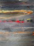 Verwerfung, I Acryl 60x80 cm vergeben