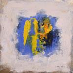 Farbspiel III, Acryl auf Keilrahmen, 30x30 cm Dreierset kompl. 140 Euro