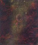 『Mement Mori(メメント モリ)  』  2012   F10(53.0×45.5cm)  裏キャンバス.   アクリル