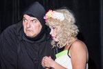 Christian Dungl und Lisa Stepanek als Anämia