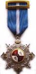 Боевой Крест. За выдающиеся заслуги в период боевых действий или военных операций. С 01.08.2003 г. ЦЕНА 2500 руб.