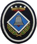 НАШИВКА(до 1975 года). Местная полиция. ЦЕНА 160 руб.