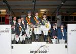DHM 2009 Siegerehrung
