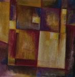 The Geometrie of Life - 60 x 60 - Acryl auf Leinwand im Schattenfugenrahmen - 150,- Euro