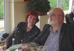 Barbara Heymann und Lions-Hilfswerk-Vorsitzender Paul Wagner