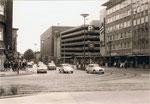 Düsseldorfer Straße, Einmündung in die Königstraße