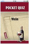 Illustrationen für mobile Games - Wissensquiz zum Thema Wein