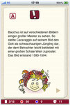 Illustrationen für mobile Games - Wissensquiz zum Thema Italien