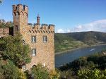 Burg/typcial rhine castle