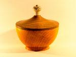 Eibe, Nussbaum, Keramik