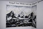 Eiger, Mönch und Jungfrau (Wandmalerei)