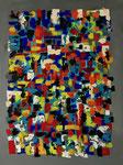 Happiness - 2, 60 x 80 cm, Acrylfarbe auf Keilrahmen, signiert und datiert 2017
