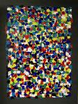 Happiness - 1, 60 x 80 cm, Acrylfarbe auf Keilrahmen, signiert und datiert 2017