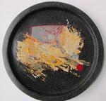 schaal diameter 45 cm (verkocht)