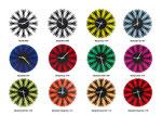 Horloge Régulia Human Mobilius design groupe