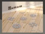 Dessous de plat Unité Human Mobilius design gris béton
